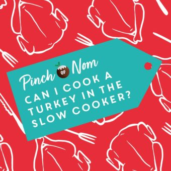 Can I Cook a Turkey in a Slow Cooker? pinchofnom.com