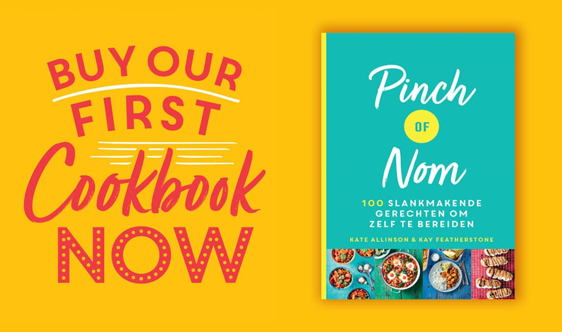 Our First Book – Dutch Edition pinchofnom.com