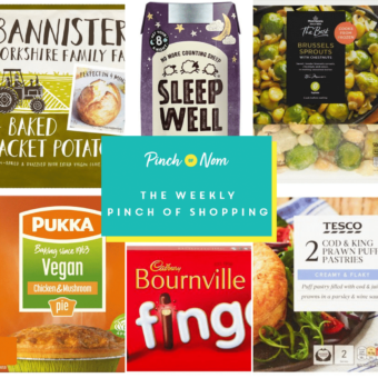 Your Slimming Essentials - The Weekly Pinch of Shopping 13.11 pinchofnom.com