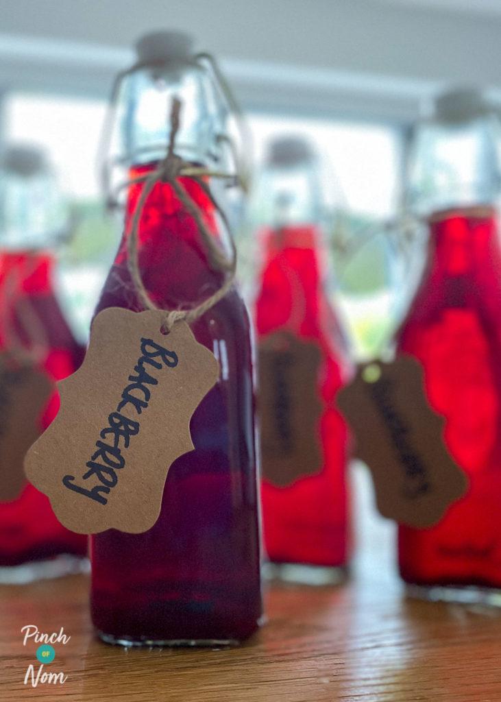 Fruit Vinegar - Pinch of Nom Slimming Recipes