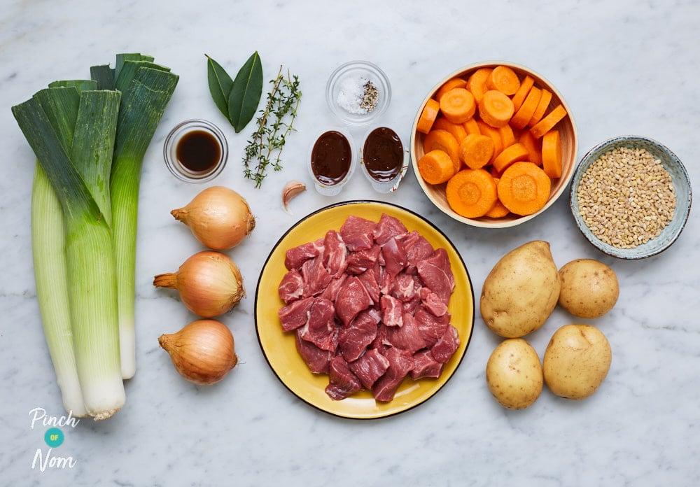Slow Cooker Irish Stew - Pinch of Nom Slimming Recipes