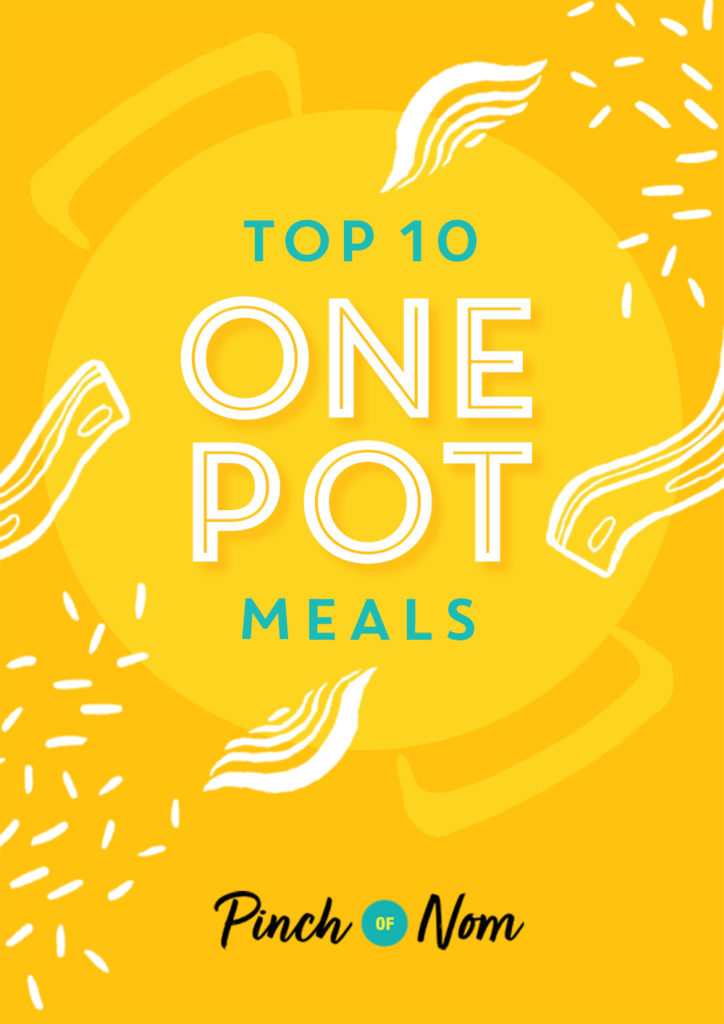 Top 10 One Pot Meals   Pinch of Nom Slimming Recipes
