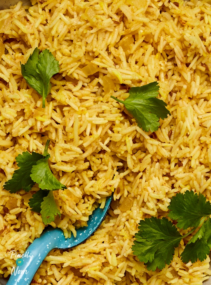 Pilau Rice | Pinch of Nom Slimming Recipes