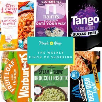 Your Slimming Essentials - The Weekly Pinch of Shopping 09.04 pinchofnom.com