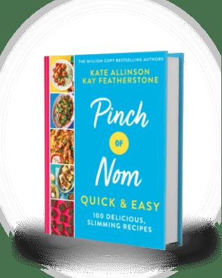 Cookbook Quick & Easy pinchofnom.com