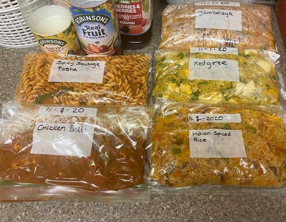 Kitchen Food Hacks - Pinch of Nom Slimming Recipes
