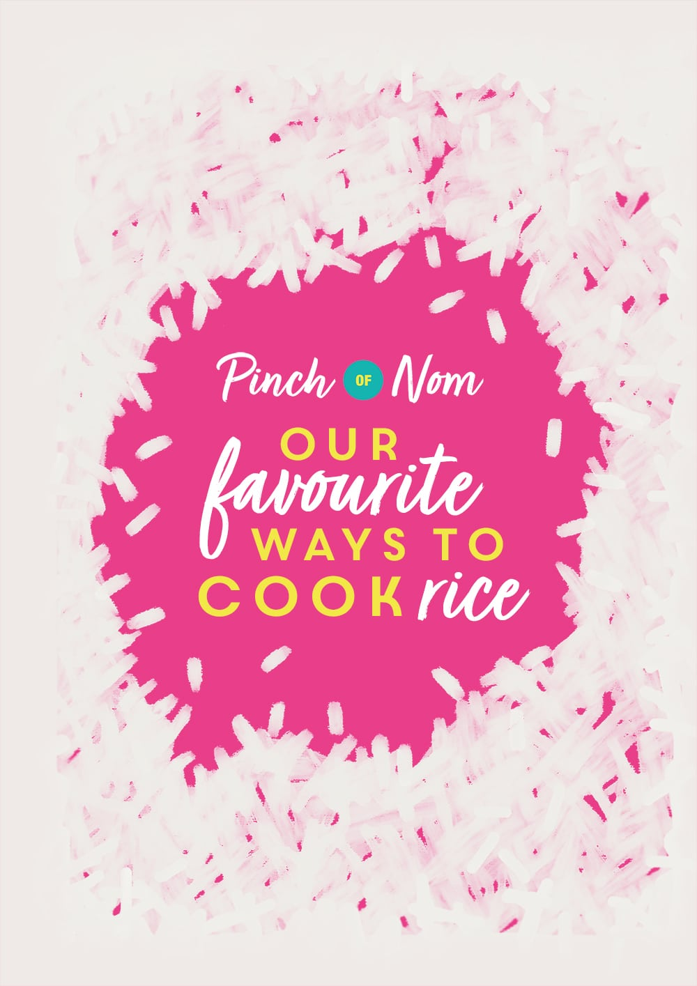 Our favourite ways to cook rice | Pinch of Nom Slimming Recipes