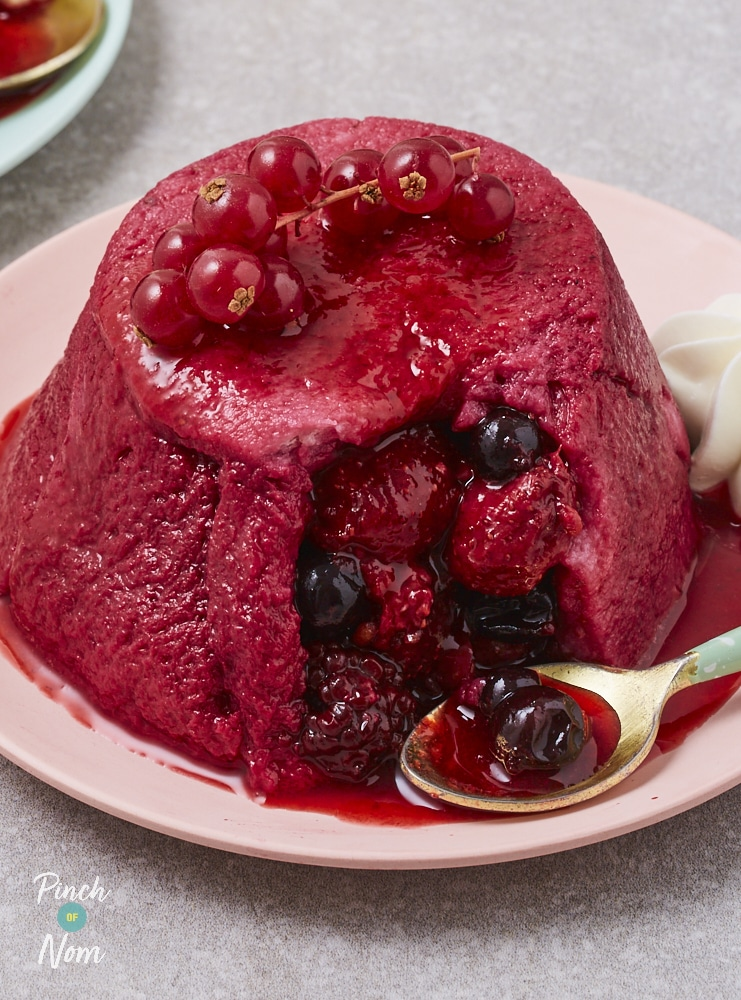 Summer Puddings - Pinch of Nom Slimming Recipes