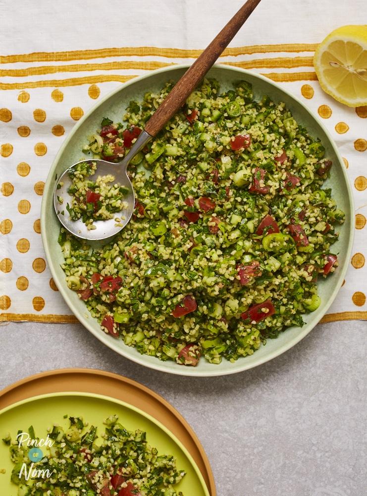 Tabbouleh - Pinch of Nom Slimming Recipes