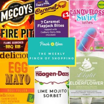 Your Slimming Essentials - The Weekly Pinch of Shopping 04.06 pinchofnom.com