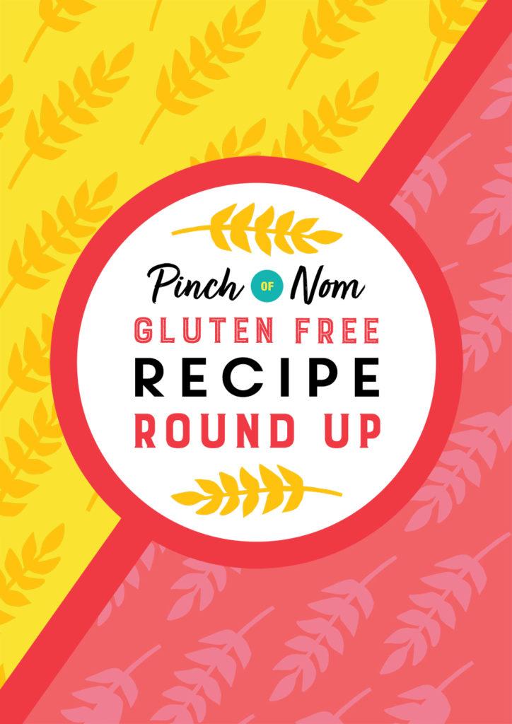 Gluten Free Recipe Roundup - Pinch of Nom Slimming Recipes