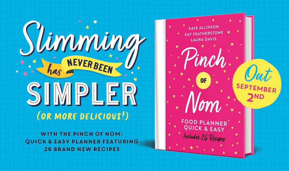 Our Third Food Planner pinchofnom.com