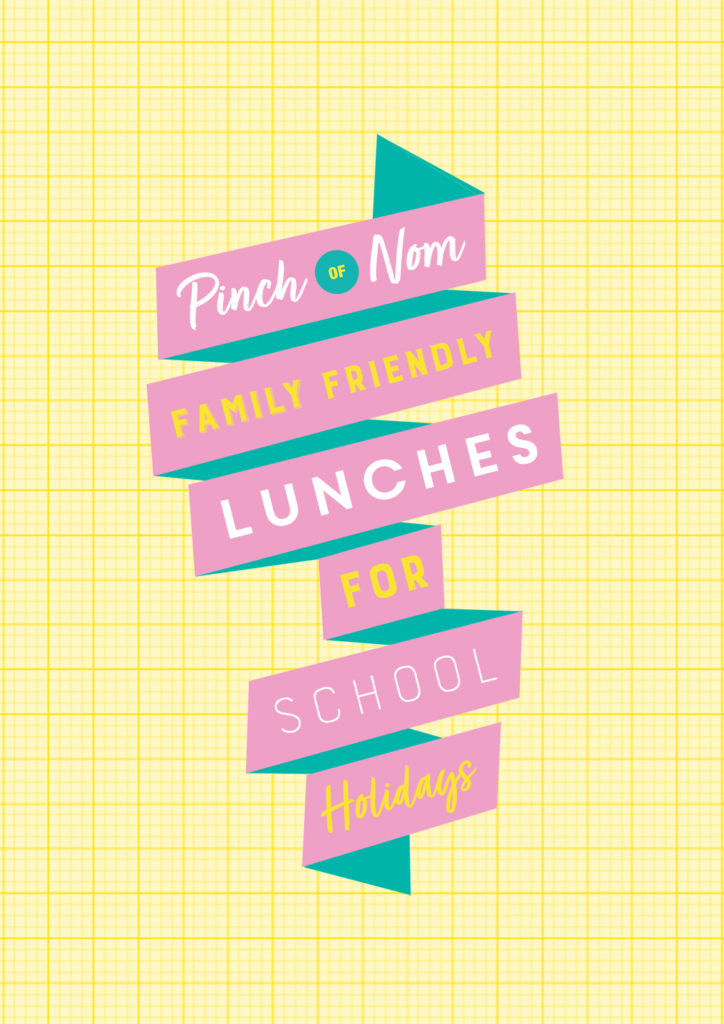 Family Friendly Lunches for School Holidays - Pinch of Nom Slimming Recipes