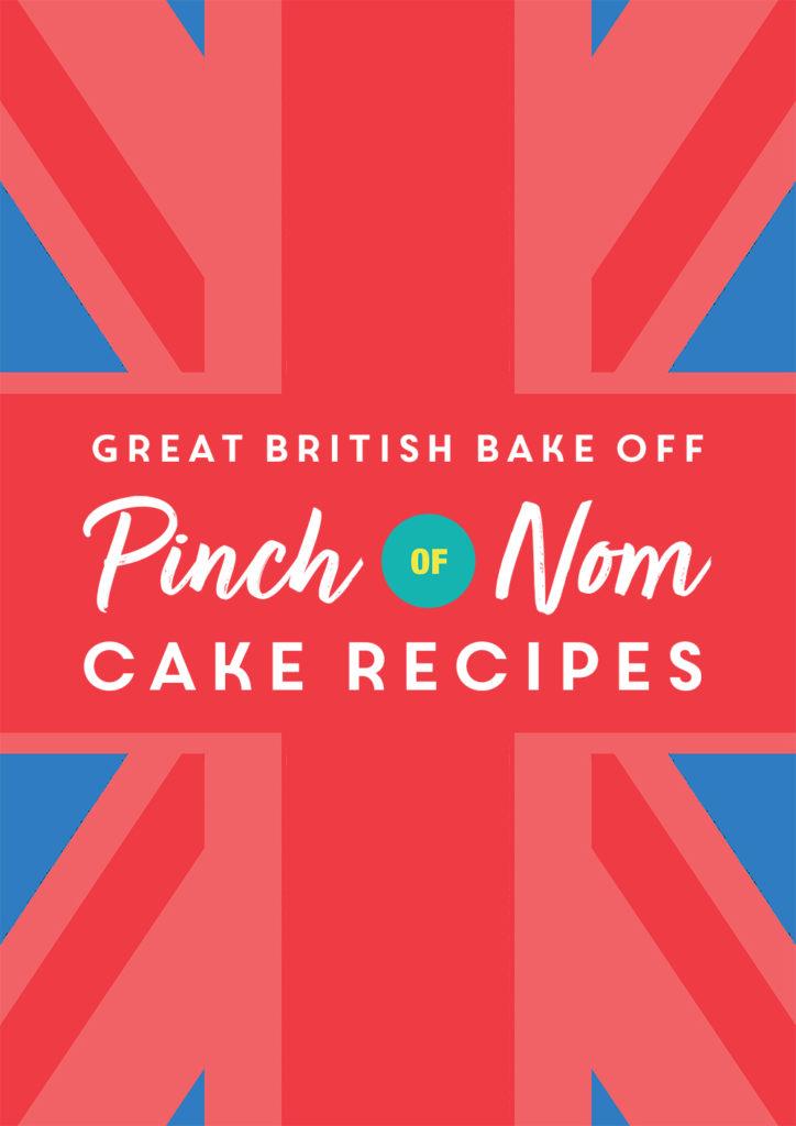 Great British Bake Off - Pinch of Nom Slimming Recipes